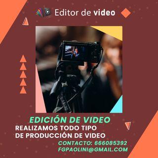 EDITOR DE VÍDEO - GRANADA