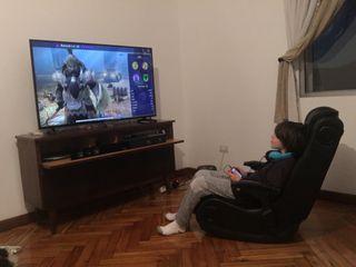 SILLÓN GAMER X ROCKER .. IMPECABLE !!