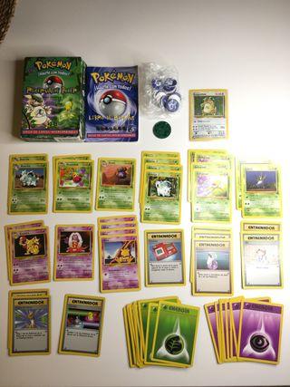 Baraja Pokemon TCG reserva de poder