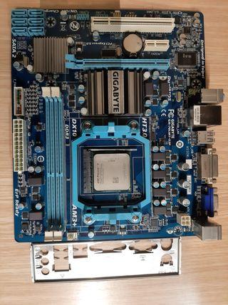 placa base+ AMD x6