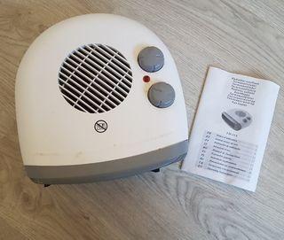 Calefactor SOLO FUNCIONA EL AIRE FRÍO