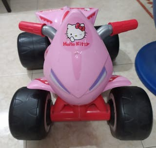 Quad batería Hello Kitty