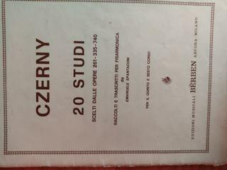20 Studios de Czerny