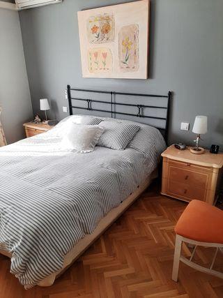 Dormitorio matrimonio.