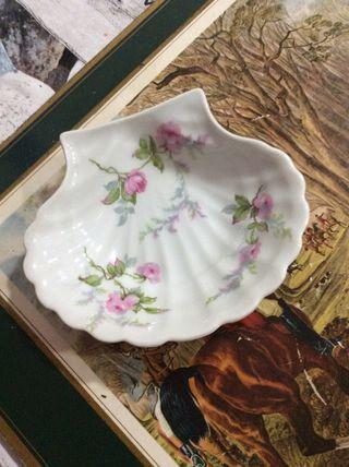 Platito porcelana francesa limoges 10cm