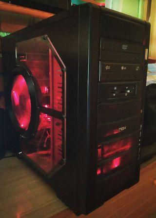 Torre PC GAMING como NUEVO