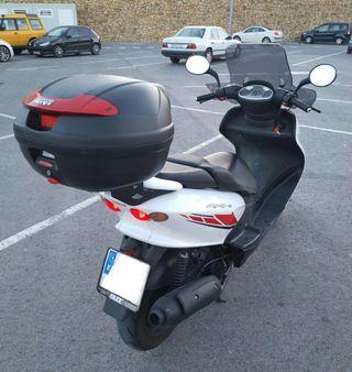 Yamaha Majesty 180 cc Año 2004 Cambio por Bici MTB