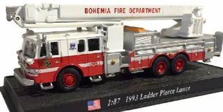 Precioso camión de bomberos EEUU LADER PIERCE LANC