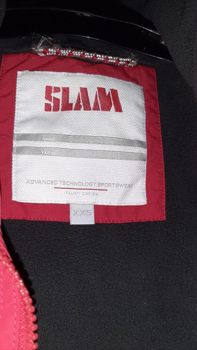 Slam roja