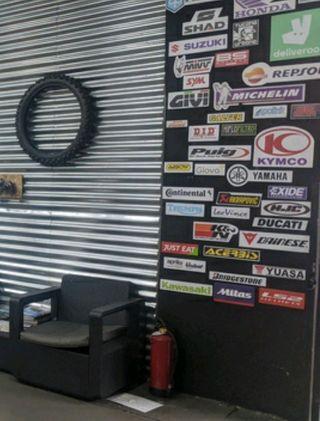 traspaso de taller de motos en Madrid