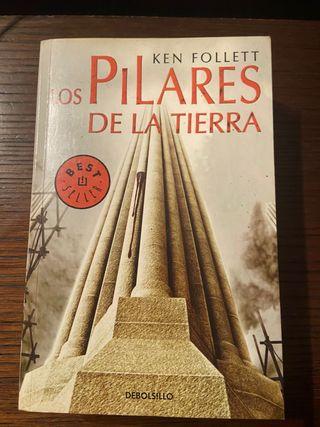 Libro: los pilares de la tierra