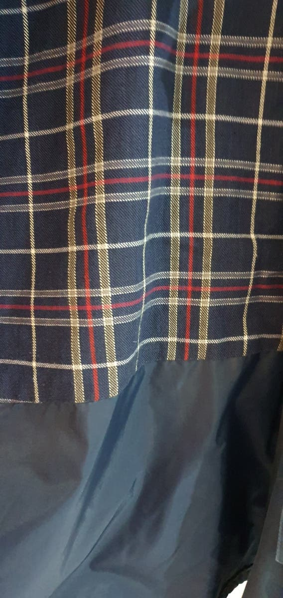 Chaquetón tipo Barbour