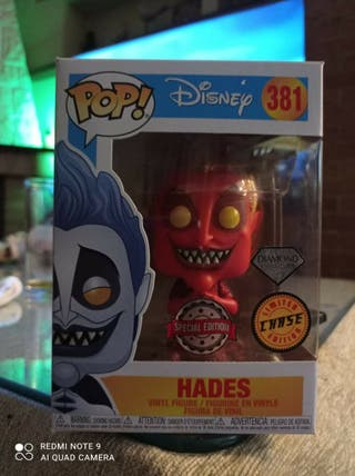 Funko pop Hades Chase