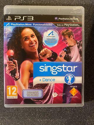 Singstar Dance Playstation 3