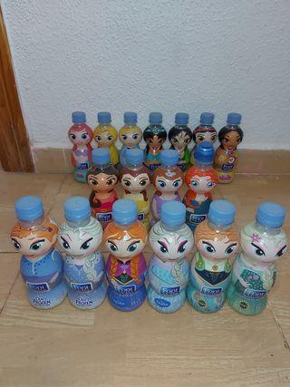 Botellas princesas Disney