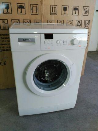 lavadora Lynx 7kg, 1200rpm.