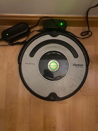 iRobot roomba pet series 565