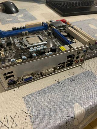 Placa base Asrock H55M-LE 1156 procesador Core i3