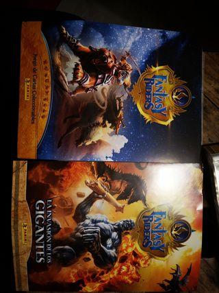 Fantasy Riders y F.R.2 invasión de los gigantes