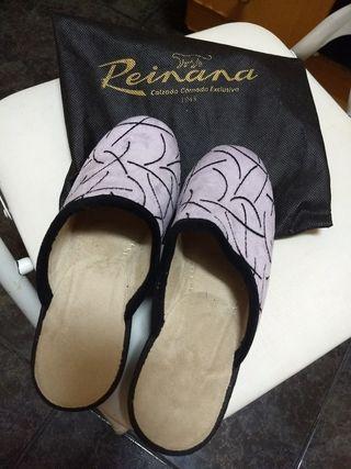 zapatillas ( calzado comodo )