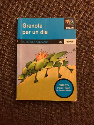 Granota per un dia (català)