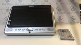 Television con dvd Lenco DVP-854 DVD-Player