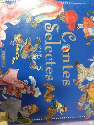 Libro lectura en catalan