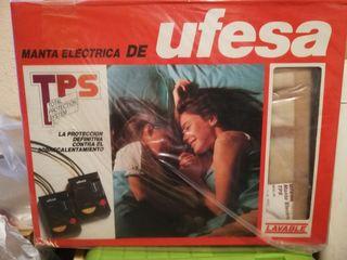 Manta eléctrica Ufesa
