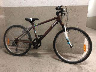 Bicicleta junior MTB