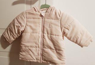 Abrigo chaqueton niña Benetton