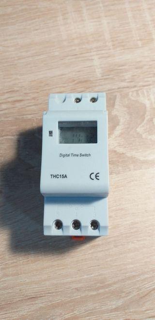 Programador digital THC15A