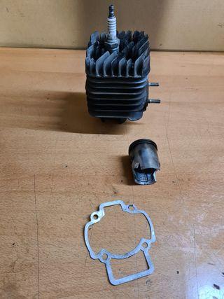 cilindro 49cc piagio