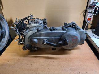 motor piagio zip