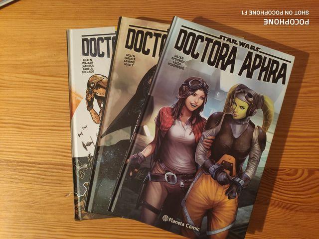 Vendo comics Doctora Aphra Star Wars