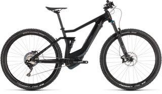Bicicleta Eléctrica CUBE stereo hybrid 120 HPC SL5