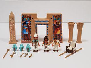 Playmobil templo egipcio