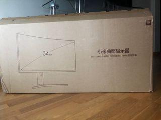 Monitor gaming ultrawide Xiaomi