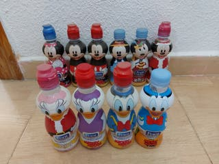 Botellas Mickey Mouse