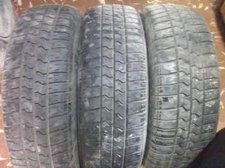 """3 llantas 15""""4X114,3 ET50 Honda, Rover, Nissan"""