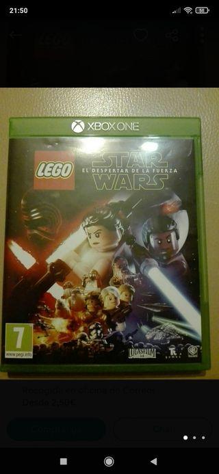 JUEGO XBOX ONE LEGO STAR WARS