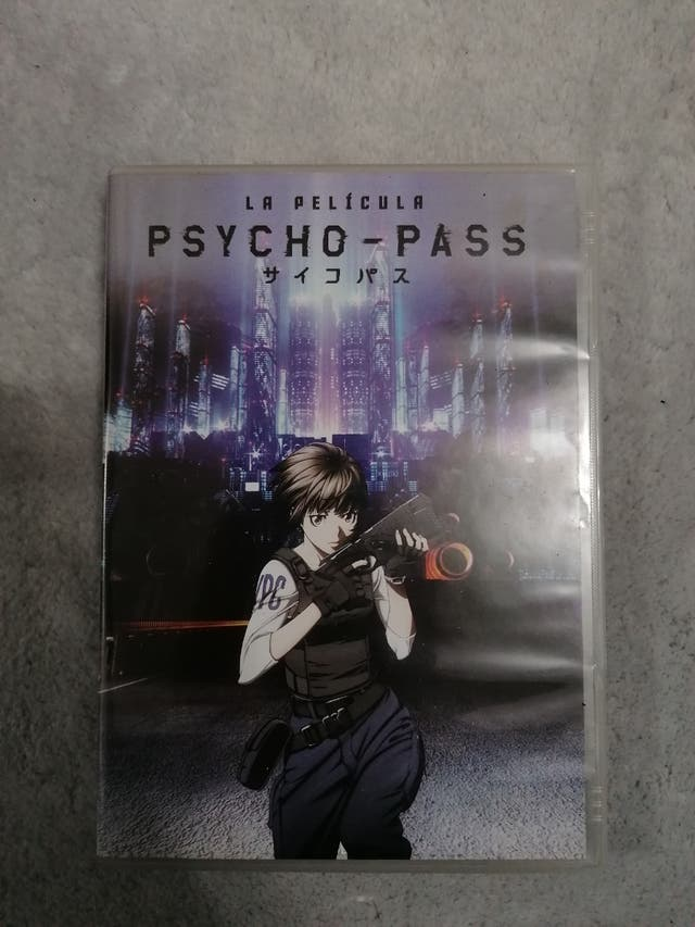 Película Psycho-Pass