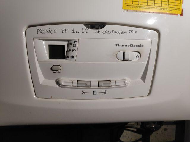 caldera calefacción saunier Duval