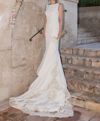 Vestido de novia Carisa