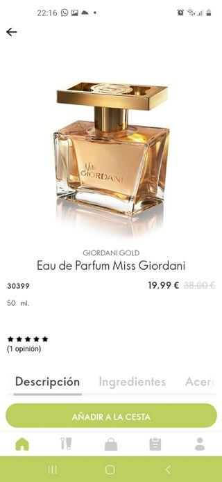 perfume MUJER