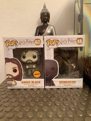 Funko pop! Pack Harry Potter.