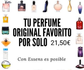 Perfumes originales!