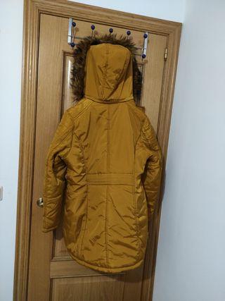 chaqueta de invierno mujer