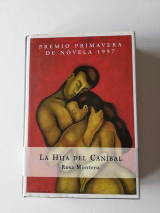 La hija del caníbal (Rosa Montero)