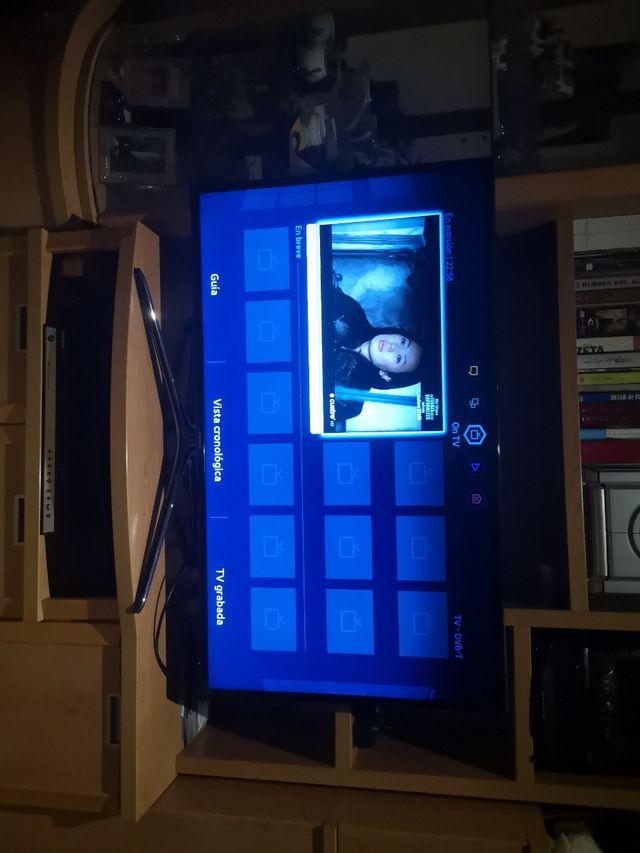 televisor 49 pulgadas Smart tv