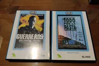 2 Películas Dvds